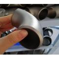 90 Degree Titanium Elbow in Pipe Fittings