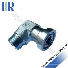 90 Adaptador de brida de montaje en el tubo de la brida de la serie S del codo (1DFS9)