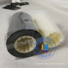 Compatible zebra P330i P430i gray scratch ribbon 800015-185