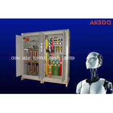 2015 Стабилизатор высокой мощности SBW 500 кВА с высокой мощностью с улучшенной компенсационной технологией