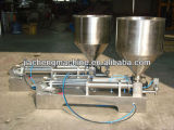 GFD Semi- automatic pedal thick cream paste filling machine