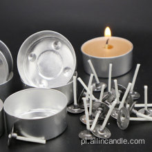 10g 12g 14g Tea Candle Aluminium Shell