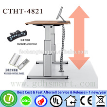 branded export surplus height adjustable standing desk american fabrics sale