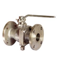Шаровой клапан из нержавеющей стали с резьбой (304 / 316L)
