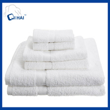 100% Cotton Yarn Hotel Towel (QDAC7785)