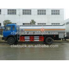 Preço de fábrica Dongfeng 145 caminhão tanque de combustível, 8-10 M3 capacidade de caminhão-tanque
