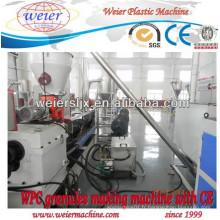 Machines d'extrusion de granulation / granulé de Shj-65 WPC