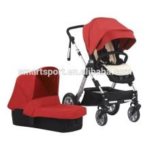 Carrinho de passeio do bebê do sistema do curso do luxo