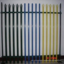 Hot Sale PVC Coated Palisade Fencing