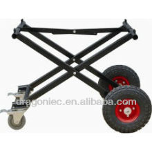 DW-TR003 Epoxy Coated Steel Church Trolley Funeral Trolley