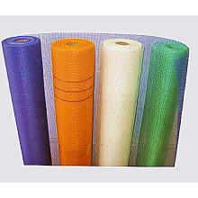Maille en fibre de verre résistante aux alcalins pour murs et bâtiments