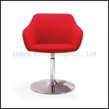 Commercial Used Fabric Upholstery Hotel Swivel Chair (SP-HC398)