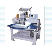 Single Head Embroidery Machine to Embroider Product More Beautiful