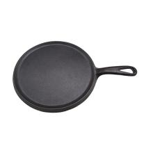 poêle à frire en fonte ou poêle 25cm