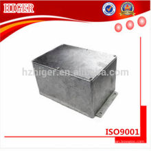 Maßgeschneiderte Druckgussaluminiumkastengewohnheit