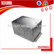 Personalizado a medida de fundición de aluminio caja de encargo