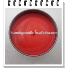 Weiße Teelicht Herstellung / Lieferant / Großhandel