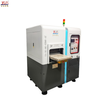 30T silicone hydraulic heating press label making machine