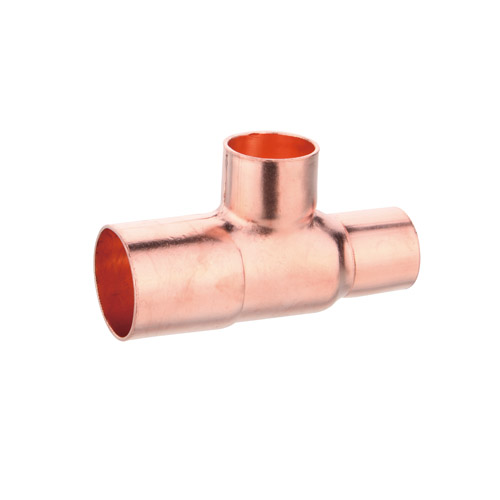 copper reducing tee/upc fitting