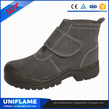 PU Outsole ISO 20345 Industrial Safety Boots