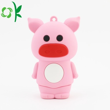Netter rosa Schwein Powerbank Fall Iphone Fall Powerbank