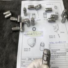 kern para material kuglehul alta velocidade uni max hrc57-58