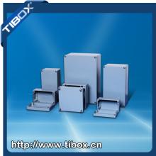Boîtier en aluminium imperméable haute qualité LV IP66 Tibox