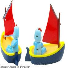 Выполненный на заказ PVC пластичный Рисунок образовательные игрушки