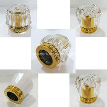 Botella de perfume de tapa de acrílico