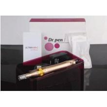 Los más nuevos de alta calidad micro cartuchos de aguja Anti envejecimiento máquina facial eléctrica Derma Pen equipo de belleza