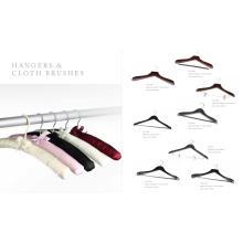 Hotel Luxus Anzug Holz Kleiderbügel mit Bar