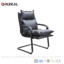 Fauteuil de direction de bureau en cuir Orizeal de style moderne à vendre (OZ-OCL006C)