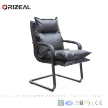 Orizeal modern style executive leather office manager chair for sale(OZ-OCL006C)