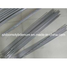 99,95% de barras de molibdênio puro para fornos de alta temperatura
