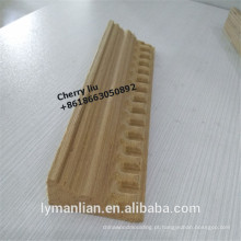 cnc esculpida teca madeira moldagem recon madeira moldagem