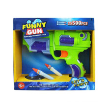 Hot Sale Plastic Electric Space Shooting Gun (10216371)