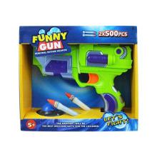Hot Sale Plastic Electric Space Shooting Gun (10216371)