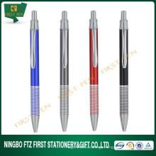 Promotion Werbung Billig Aluminium Kugelschreiber