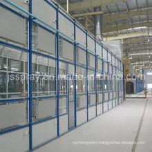 Spl Good Quality Wet/Water Curtainpaint Spray Booth