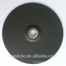 T41 Reinforced Resin Bonded Abrasive Steel Metal Cutting Disc