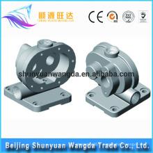 2016 fabriqué à Pékin perte de cire en moulage de fonte en laiton pièces de moulage pompe corps