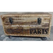 Industrial Vintage Box