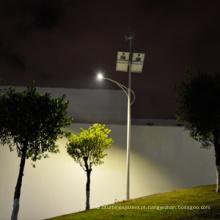 Vento Solar LED acende-se para as luzes da rua