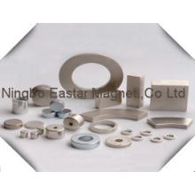 Zingage N45 anneau aimant en néodyme