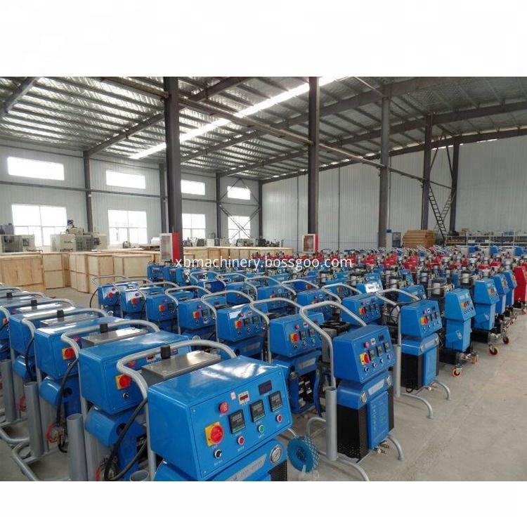 High-pressure-polyurethane-spray-foam-insulation-machineshow