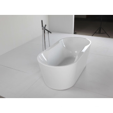 Bañera de acrílico en estilo libre con la función del masaje