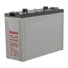 Alta qualidade 2V bateria de gel estacionária para sistema de energia solar 2V1000AH
