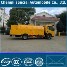 Camion de nettoyage à haute pression de Dongfeng, camion de vidange d'égout