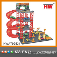 High Quality Kids Toy Car Garage
