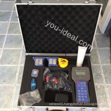 Water Gas Flow Sensor, Handheld Ultrasonic Flow Meter